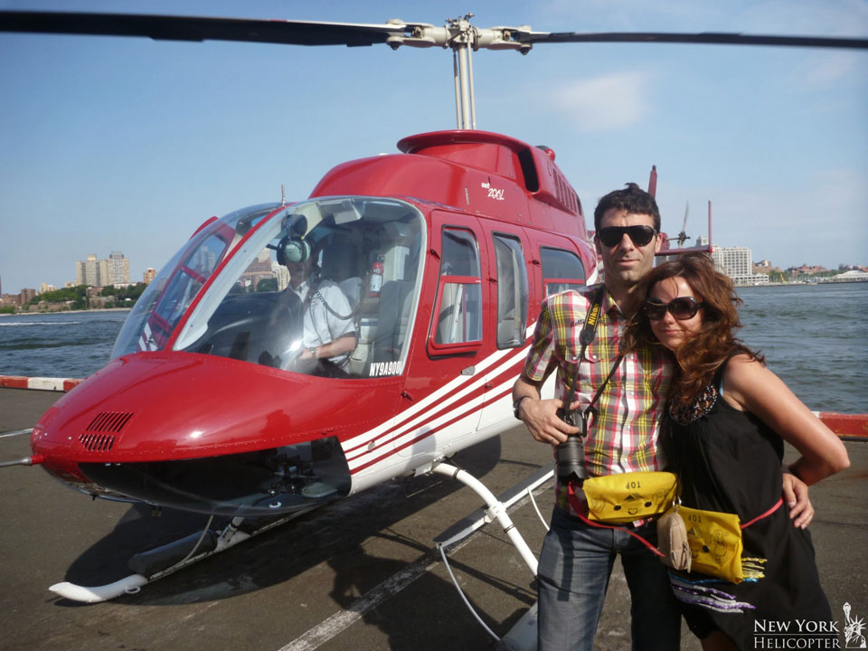Helicopter Flight New York