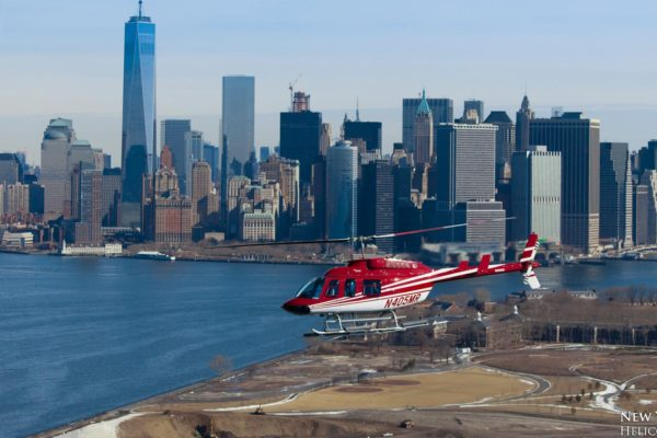 On Demand Charter with New York Helicopter