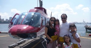 Luxurious Helicopter Travel