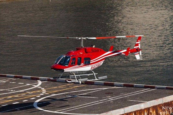 New York Helicopter Heliports page header